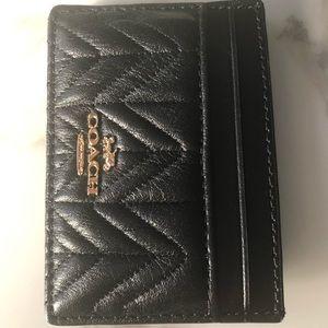 Brand New! Coach Card Case